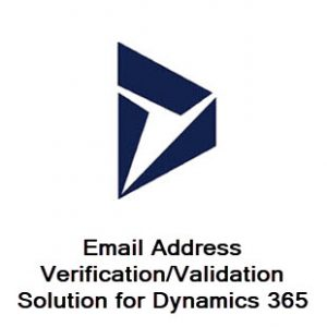 Email Address Verification for Dynamics 365 CRM
