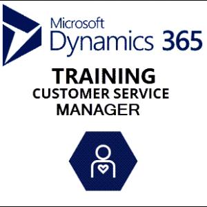 Dynamics 365 Customer Service Manager Training